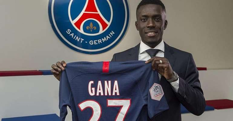 PSG Sign Idrissa Gueye From Everton For £30m