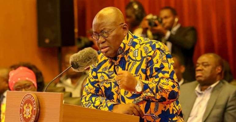 Open Letter To Prez Nana Addo over Suspension Of Mr. Adjenim Boateng Adjei