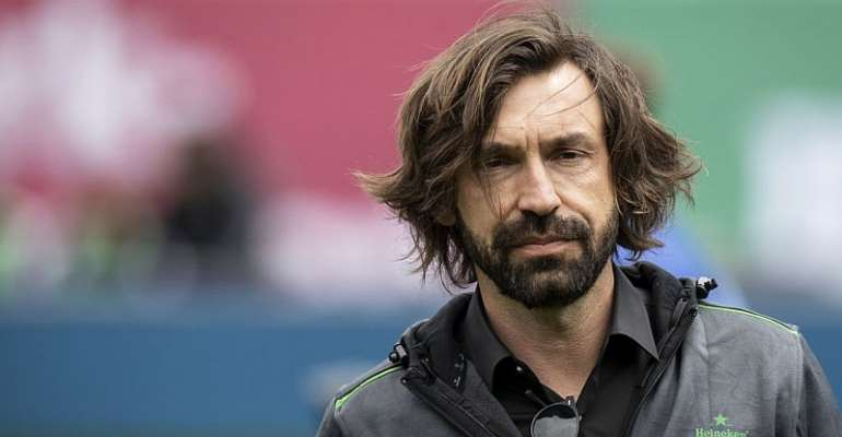 Andrea Pirlo Returns To Juventus As Under-23 Manager