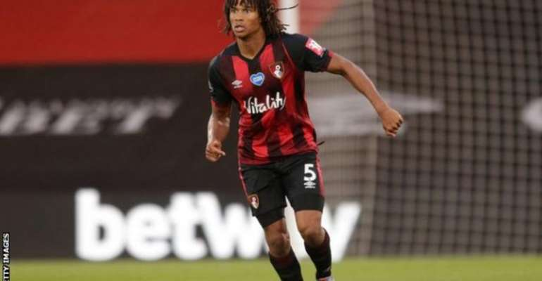 Centre-back Nathan Ake scored 11 goals in 121 appearances for Bournemouth