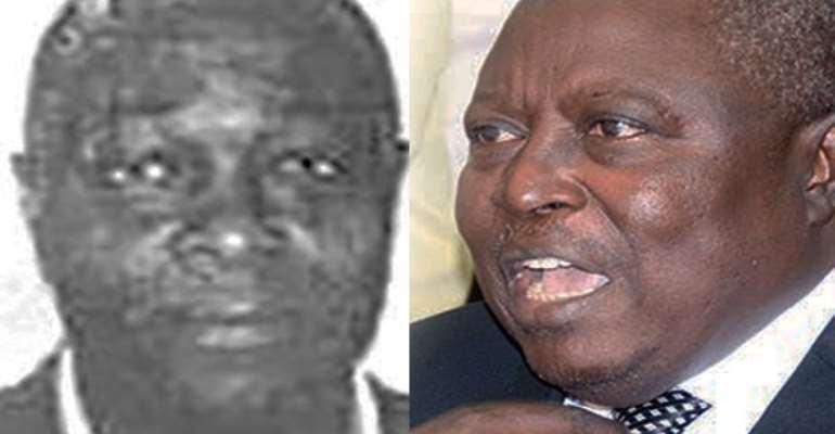 Samuel Adam Mahama, Martin Amidu