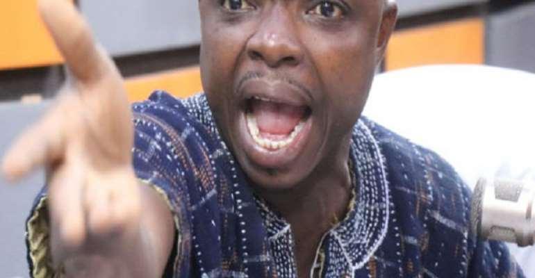 Mr Kwame Baffoe aka Abronye DC