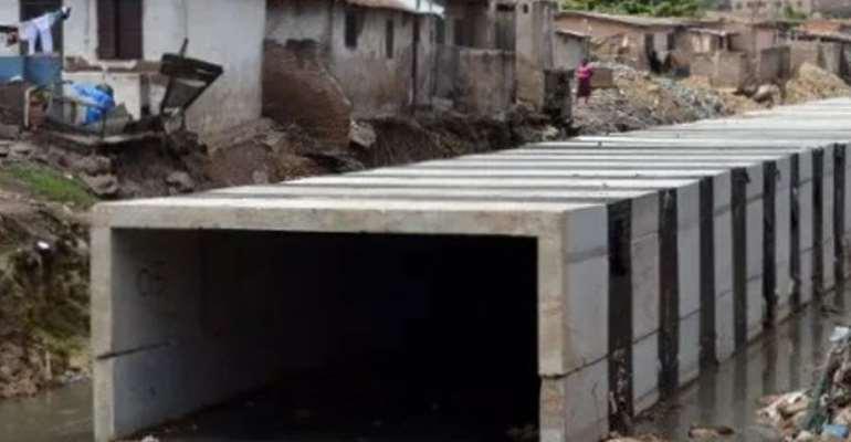 State of the Nima drainage