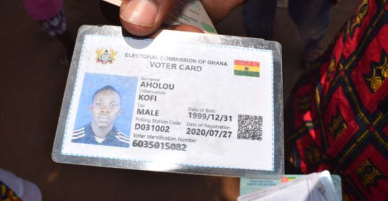 Togolese Escapes Arrest after Registering For Ghana Voters ID