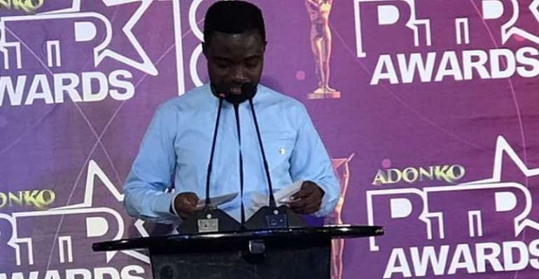 """""""I'll Bow Out As CEO Of RTP Awards After 10th Edition"""" – Prince Mackay"""