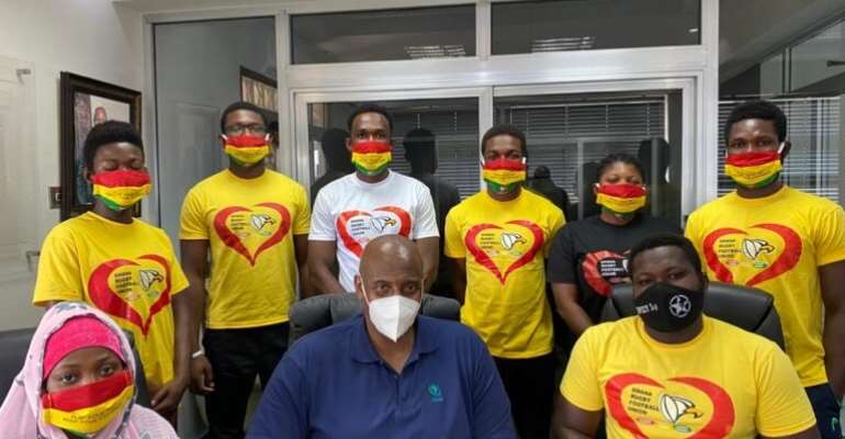 Ghana Rugby Congratulates Staff After Recovering From COVID-19