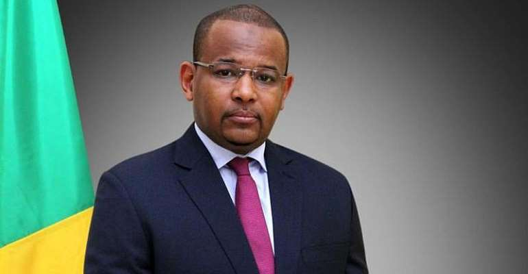 Malian PM Boubou Cisse