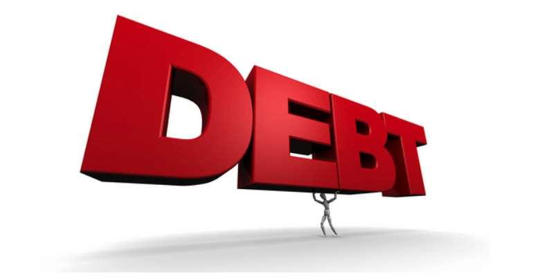 Ghana's public debt hit 77.1% of GDP