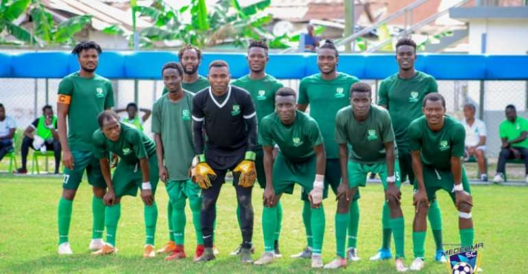 SHOCKING!: Elmina Sharks players were offered $5000 each to lose GPL matches - General Manager reveals