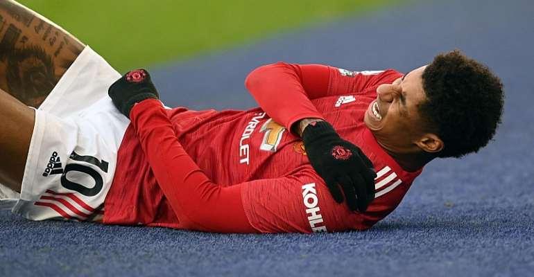 Manchester United confirm Marcus Rashford to undergo shoulder surgery