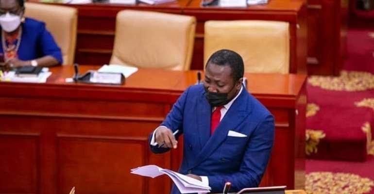 Assin North saga: Scandalising court, threatening non-cooperation disappointing – Afenyo Markin to Minority
