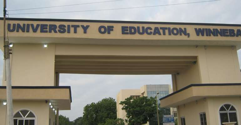 Re: Bigotry At University of Education, Winneba