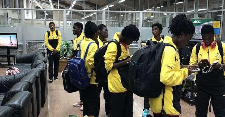 FIFA U-20 WWC: Black Princesses En Route To France