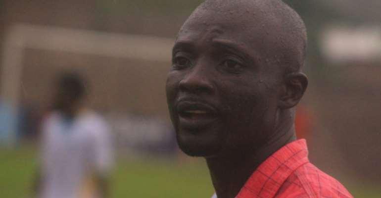 Techiman XI Wonders Coach Enos Adepa Hints At Massive Overhauling Next Season