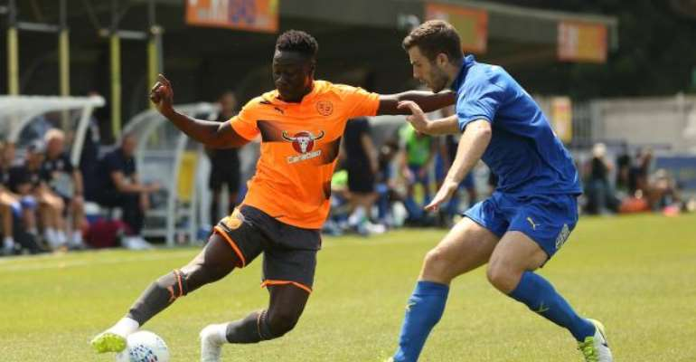 Andy Yiadom Says Reading Are Poised For Championship Despite Not Winning In Pre-Season