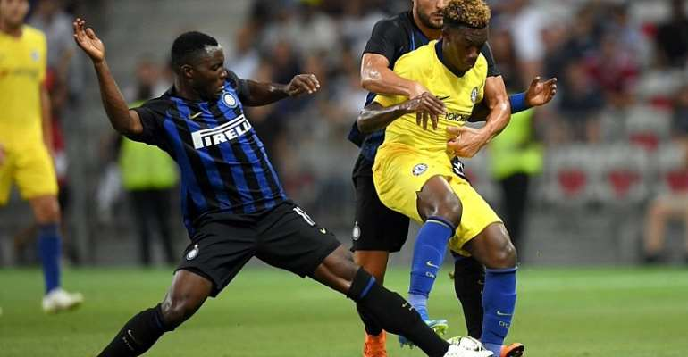 Former Udinese Boss Ppraises Inter's Acquisition Of Kwadwo Asamoah