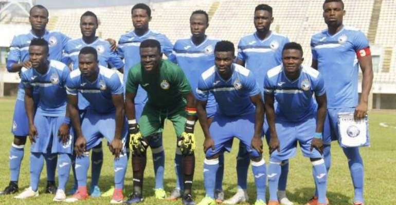 Fatau Dauda Apologises To Enyimba Fans After Loss To Williamsville In Confederation Cup