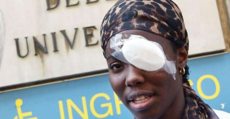 Italian Discus Thrower Leaves Hospital After 'Racially Motivated' Attack