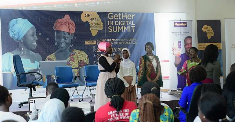 'Get Her In Digital' To Train More Young Ladies In September