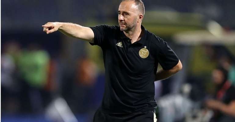 Algeria Coach Djamel Belmadi Shortlisted For FIFA 2019 Coach Of The Year