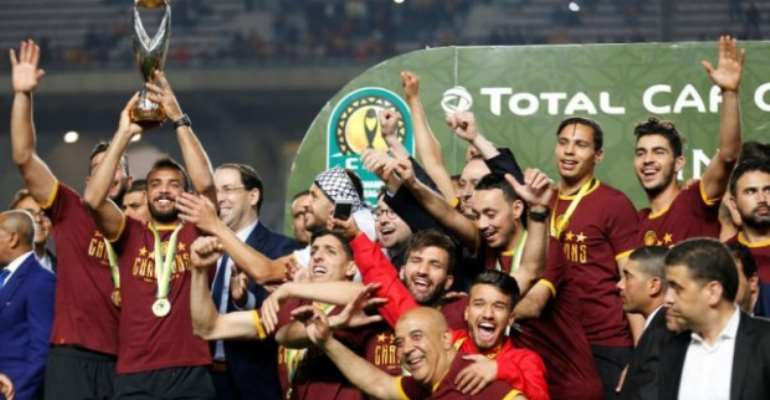 Esperance Confirmed As CAF Champions After CAS Ruling