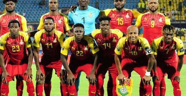 FIFA WC 2022: Ghana Exempted From First Round Of Qualifiers