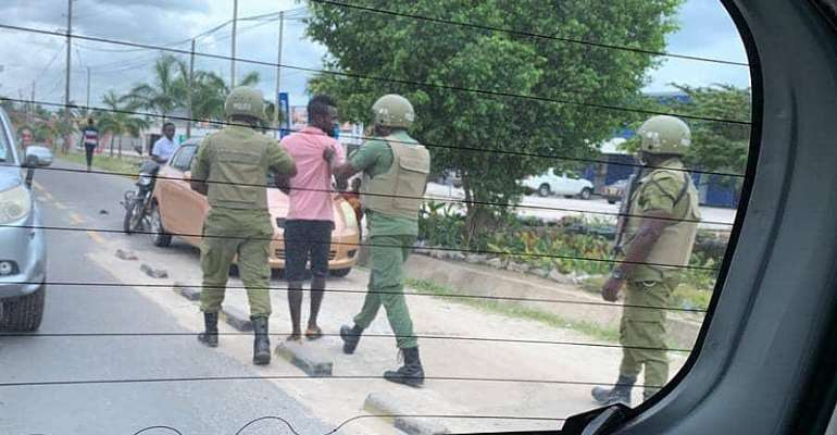 Bernard Morrison Explains Tussle With Police After Reported Arrest In Tanzania