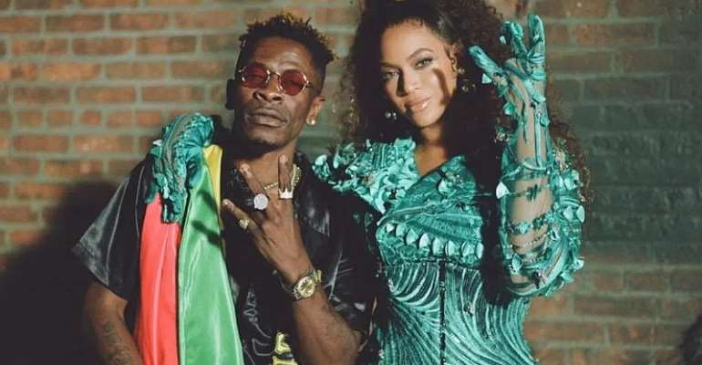 Finally! Beyoncé & Shatta Wale Already music video is out!