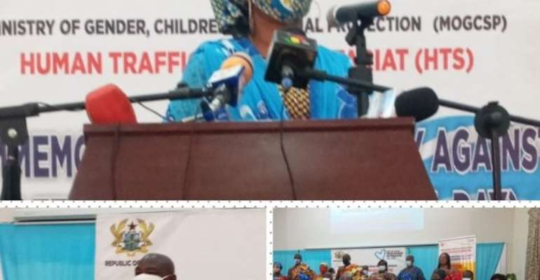 Traditional Authorities Urged To Join Fight Against Human Trafficking
