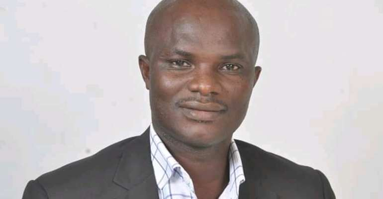 Hon. Francis Kingsley Ato Codjoe Wishes Muslims A Happy Eid