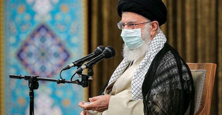 - KHAMENEI.IR/AFP