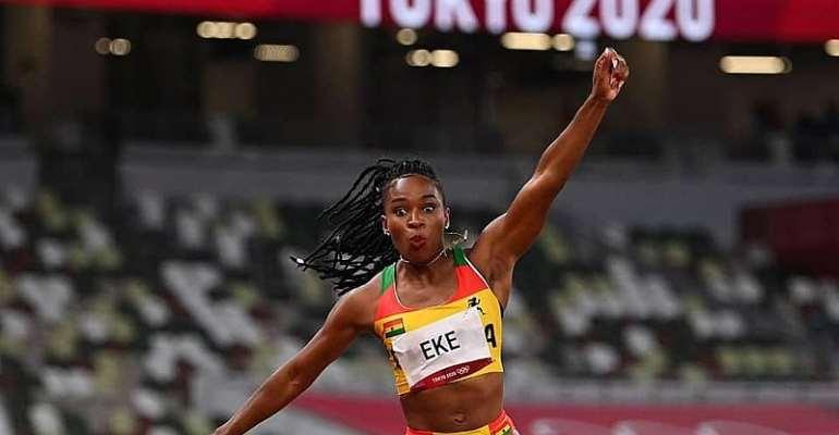 Tokyo 2020 Exclusive: Nadia Eke retires