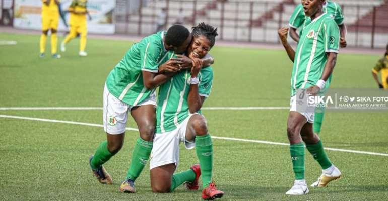 CAF Women's Champions League Qualifiers: Hasaacas Ladies qualify for semi final spot