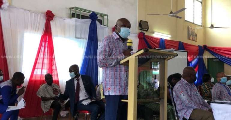100,000 affordable housing units for teachers coming – Henry Quartey