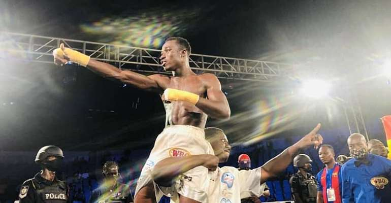 Abraham Neequaye Targets More World Champions For Ghana