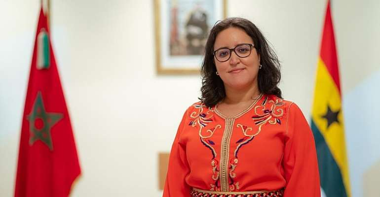 The Moroccan Embassy commemorates National Day