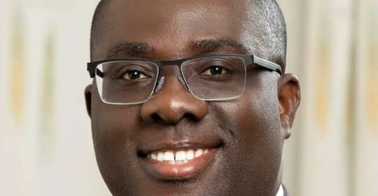 Sammi Awuku appointed as Director General of NLA
