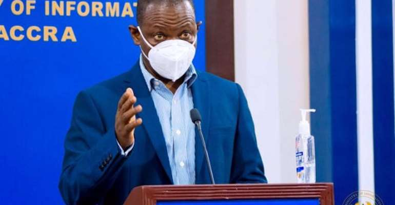 Concerns over COVID-19 testing at KIA erroneous – GHS