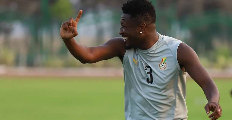 AFCON 2019: Experience Was The Key Against Guinea Bissau - Asamoah Gyan
