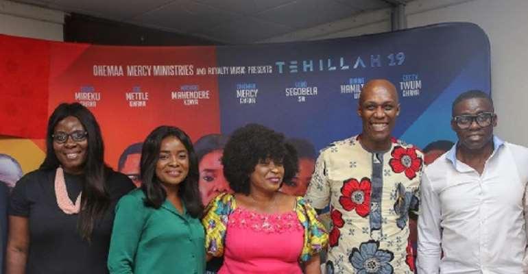 Ohemaa Mercy Holds Fasting & Prayers For Tehillah 2019