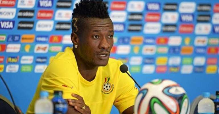Gyan Reveals What Inspired Black Stars Second Half Performance In Guinea Bissau Win