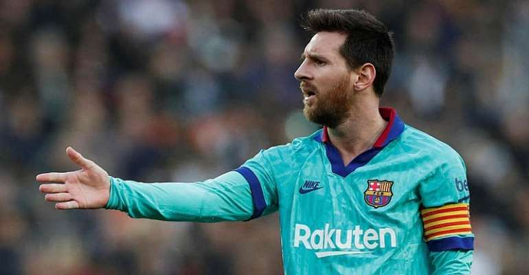 Lionel Messi Ready To Leave Barcelona