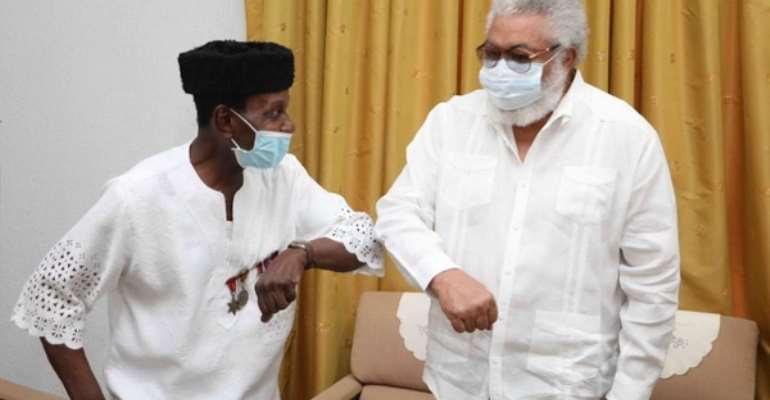 Covid-19: Breaking Safety Protocols Should Be Our Last Mistake – Rawlings Warns
