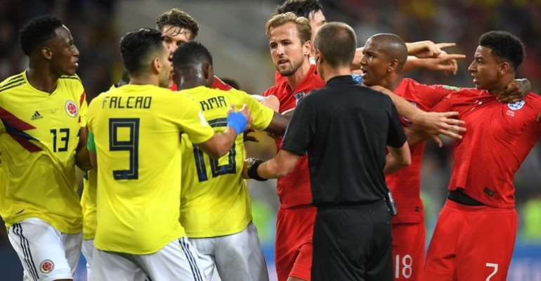 2018 World Cup: Colombia Manager Jose Pekerman Angry At England Players After World Cup Defeat