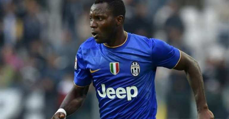 Kwadwo Asamoah Delighted With Inter Milan Move