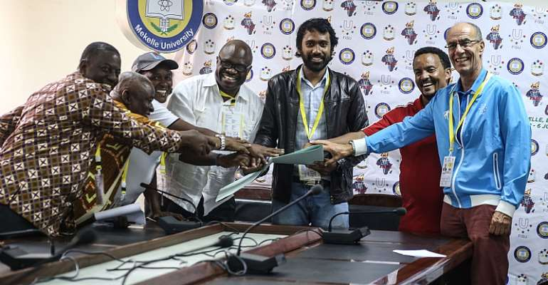 Badminton Confederation Africa Signs Four Year Agreement With FASU
