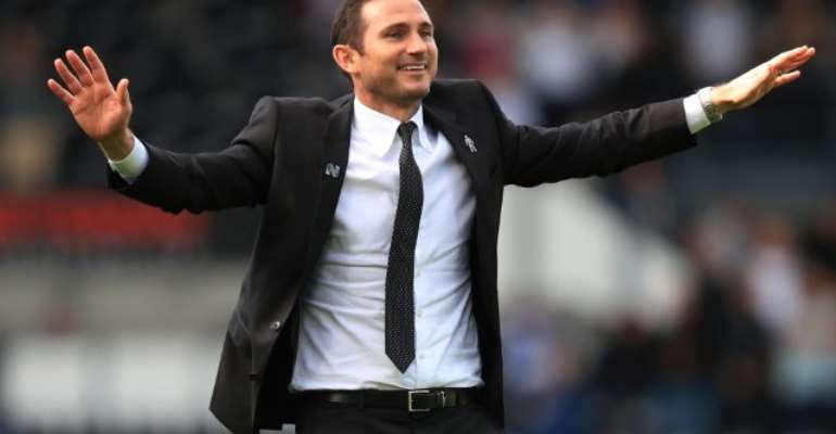 Frank Lampard Appointed As Chelsea Boss