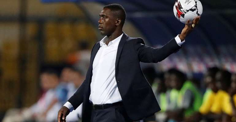 AFCON 2019: Cameroon Goal Drought Down To Details And Precision, Says Seedorf
