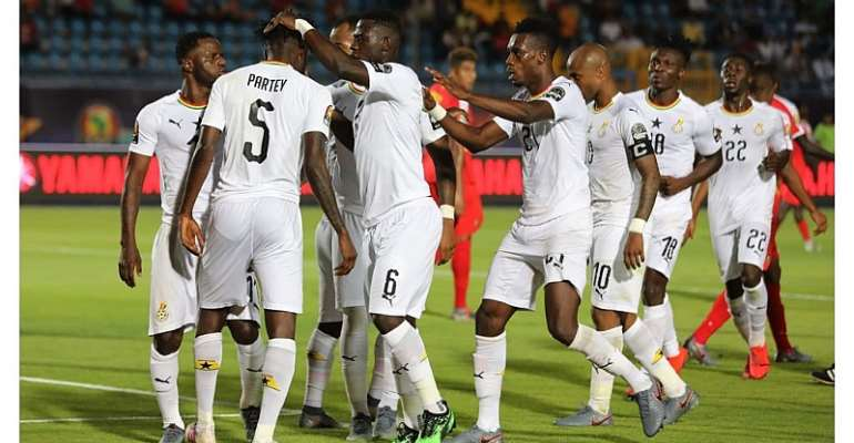 'Black Stars Needs Rebuilding After AFCON 2019' - Nii Lante Vanderpuye