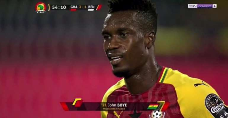 AFCON 2019: Former Sports Charges John Boye To Improve Ahead Of Tunisia Clash